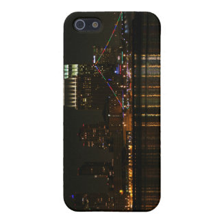 San Diego Skyline Night iPhone 5/5S Cover