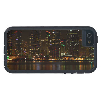 San Diego Skyline Night iPhone 5 Cover
