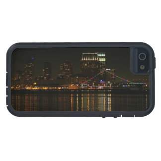 San Diego Skyline Night iPhone 5 Covers