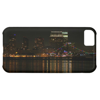 San Diego Skyline Night iPhone 5C Case