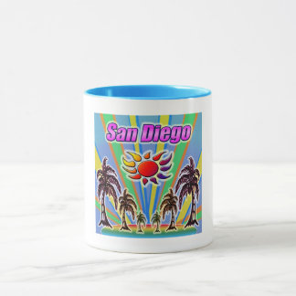 San Diego Summer Love Mug