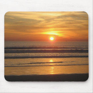 San Diego Sunset 2 Mouse Pad