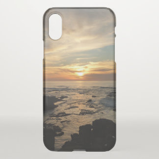 San Diego Sunset I California Seascape iPhone X Case