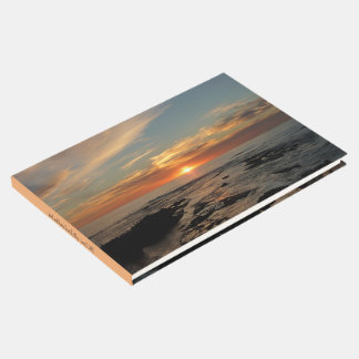 San Diego Sunset II Guest Book