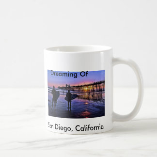 San Diego Sunset Mug