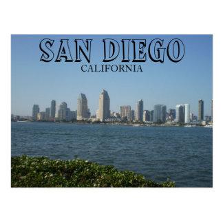 San Diego - View of Downtown from Coronado Island Postcard