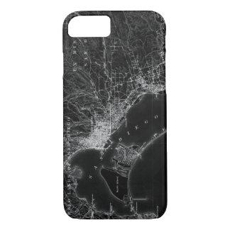 San Diego Vintage Map iPhone 7 Case