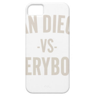 San Diego Vs Everybody Case For The iPhone 5
