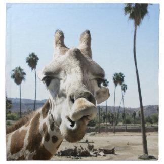 San Diego zoo Napkin