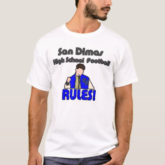 San Dimas High School Football RULES Shirt