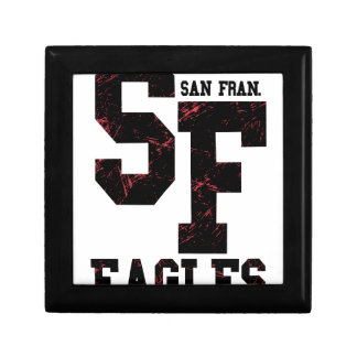 San Fran eagles Gift Box