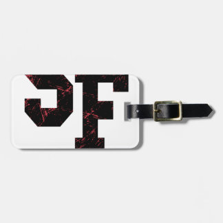 San Fran eagles Luggage Tag