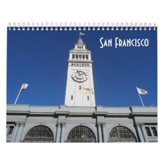 San Francisco 2017 Calendars