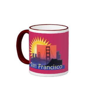 SAN FRANCISCO A Great City Mug