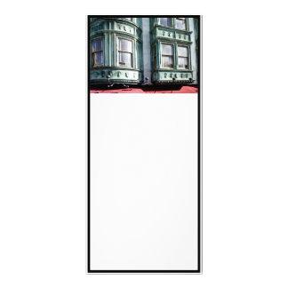 San Francisco Architecture Custom Rack Cards