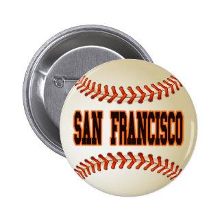 SAN FRANCISCO BASEBALL PIN