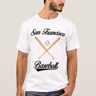San Francisco Baseball T-Shirt for Men and Women