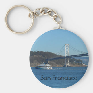 San Francisco Bay Bridge Key Ring