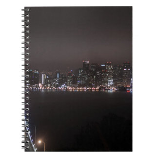 San Francisco Bay Bridge Notebook