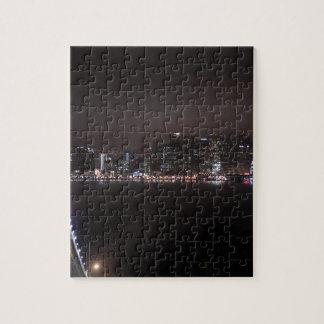 San Francisco Bay Bridge Puzzle