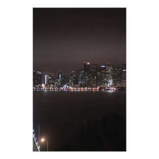 San Francisco Bay Bridge Stationery