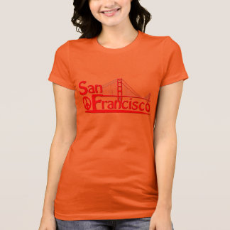 SAN FRANCISCO BY EKLEKTIX T-Shirt