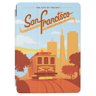 San Francisco, CA - The City by the Bay iPad Air Cover