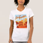 San Francisco, CA - The City by the Bay T-Shirt
