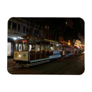 San Francisco Cable Car #3 Magnet