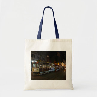 San Francisco Cable Car #3 Tote Bag