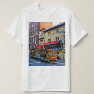 San Francisco Cable Car #5 T-shirt