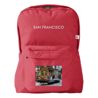San Francisco Cable Car Backpack