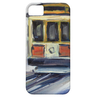 San Francisco Cable Car Barely There iPhone 5 Case