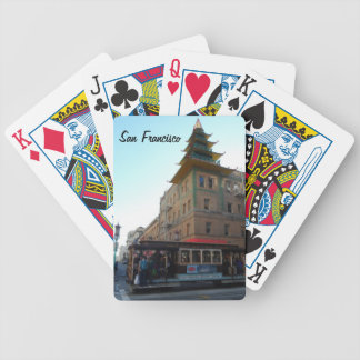 San Francisco Cable Car Card Decks