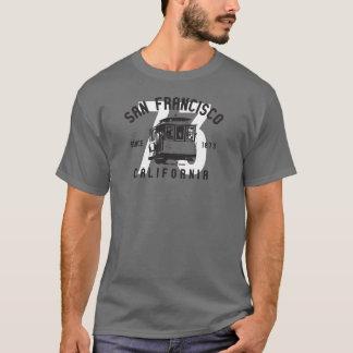 San Francisco Cable Car design T-Shirt
