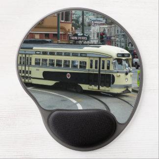 San Francisco Cable Car Gel Mouse Pad