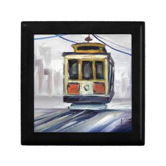 San Francisco Cable Car Gift Box
