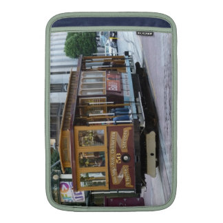 San Francisco Cable Car Sleeves For MacBook Air