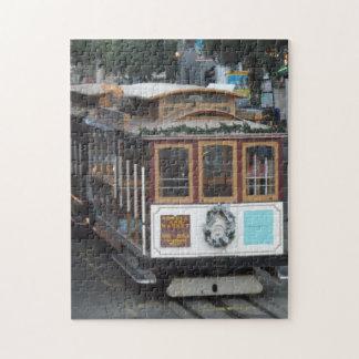 San Francisco Cable Car Puzzles
