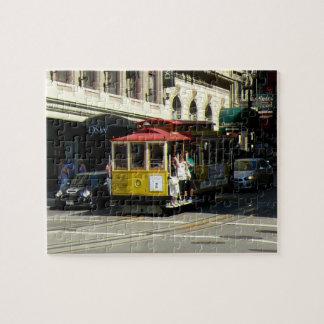 San Francisco Cable Car Puzzle