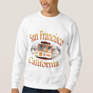 San Francisco Cable Car Sweatshirt