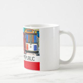 San Francisco California Bear Flag Coffee Mug