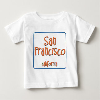 San Francisco California BlueBox Tshirt