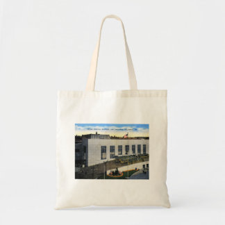 San Francisco, California, Bridge Terminal Vintage Tote Bag