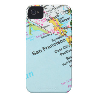 San Francisco, California Case-Mate iPhone 4 Case