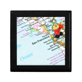 San Francisco, California Gift Box
