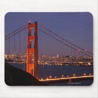 San Francisco, California Mouse Pad