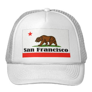 San Francisco, California -- Products Trucker Hat