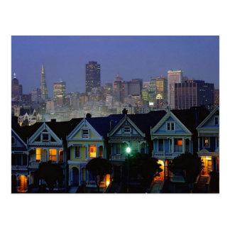San Francisco California USA Postcard