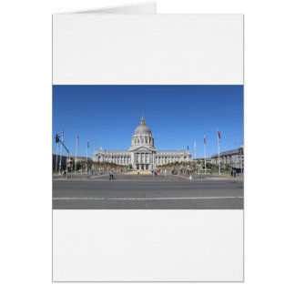 San Francisco Capitol Building Card